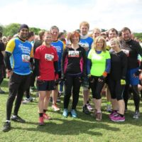 tough mudder before photo
