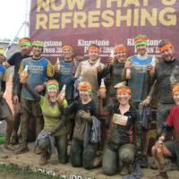tough mudder after photo
