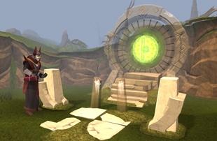 Fate of the Gods RuneScape Quest icon