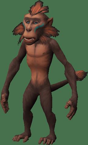 monkey minon
