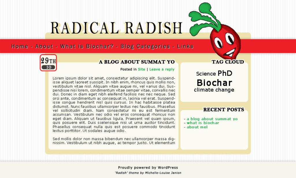 Radical Radish icon
