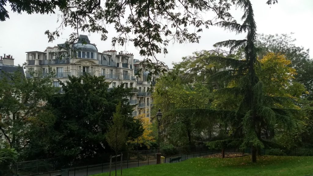 square louise-michel (rue ronsard)